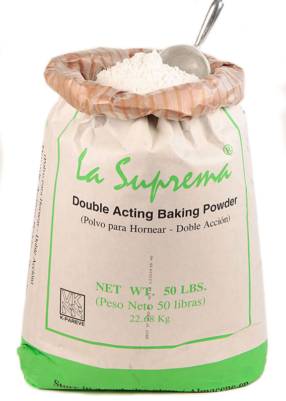 Double Acting Baking Powder (SAPP) 50 LB