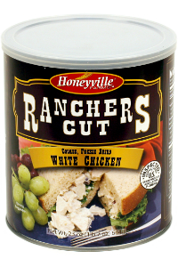 Freeze Dried White Chicken LARGE CAN
