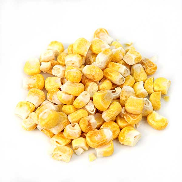 Freeze Dried Organic Corn