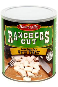 Freeze Dried White Turkey LARGE CAN