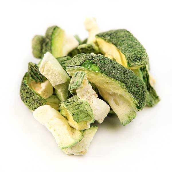 Freeze Dried Zucchini