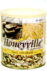 Hard Red Wheat LARGE CAN