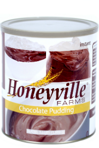 Instant Chocolate Pudding LARGE CAN