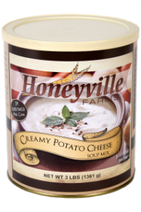 Potato Cheese Soup LARGE CAN