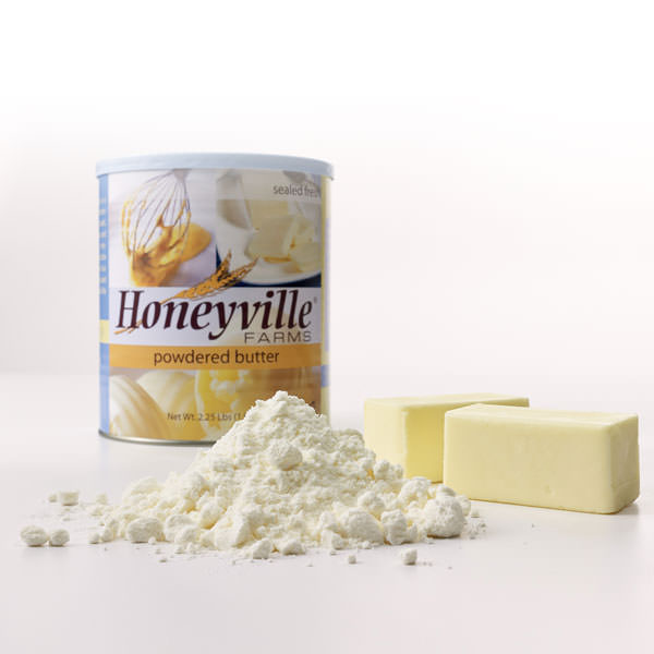 Powdered Butter