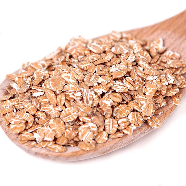 Red Wheat Flakes 50 LB