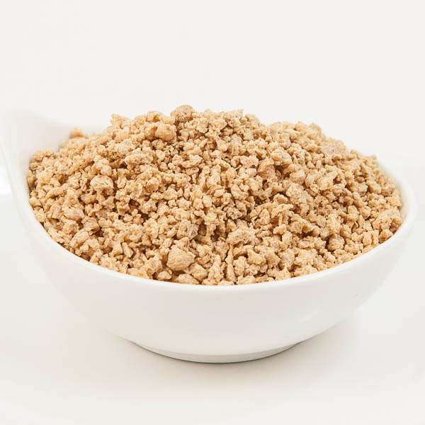 Unflavored TVP Granules