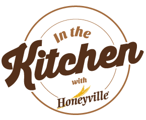 In the Kitchen with Honeyville Blog Logo